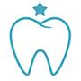 Zahn mit Stern