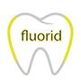 Zahn mit Fluor