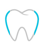 Zahn mit oxylapatit